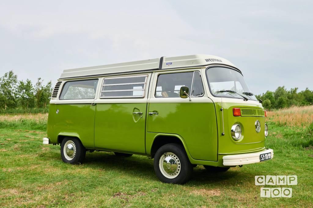 Volkswagen camper uit 1976: foto 1/14