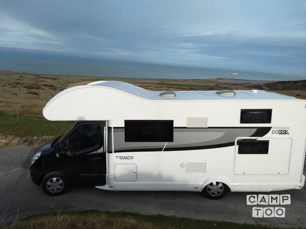 Rimor camper from 2018: photo 1/17