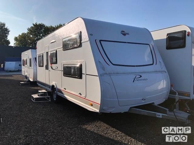Bürstner caravan from 2019: photo 1/10