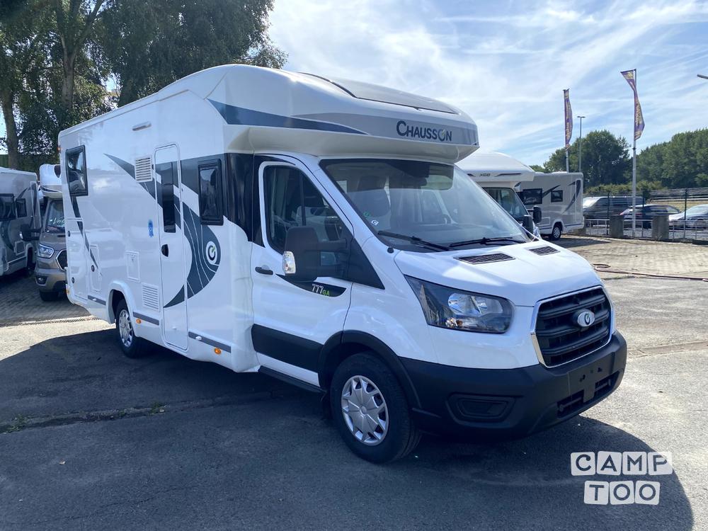 Ford camper uit 2021: foto 1/16