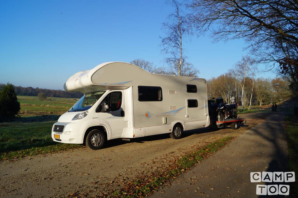 Rimor camper from 2011: photo 1/23