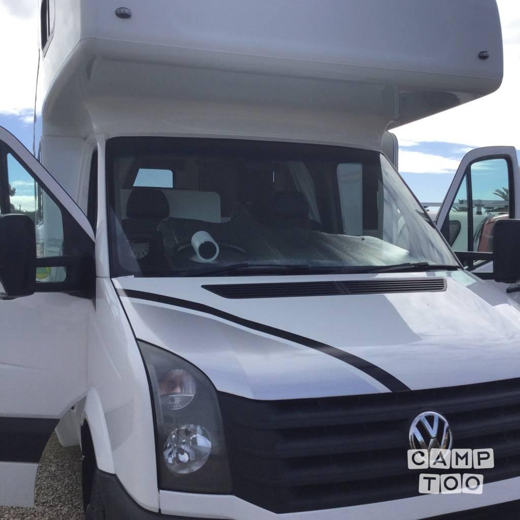 Volkswagen camper from 2013: photo 1/42