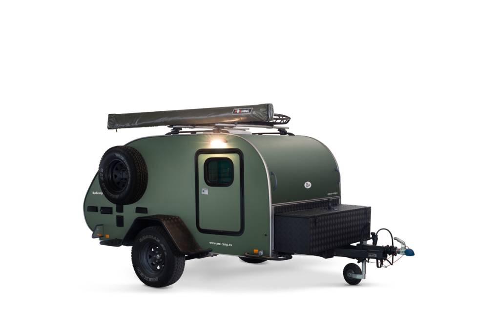 Procamp caravan from 2019: photo 1/8