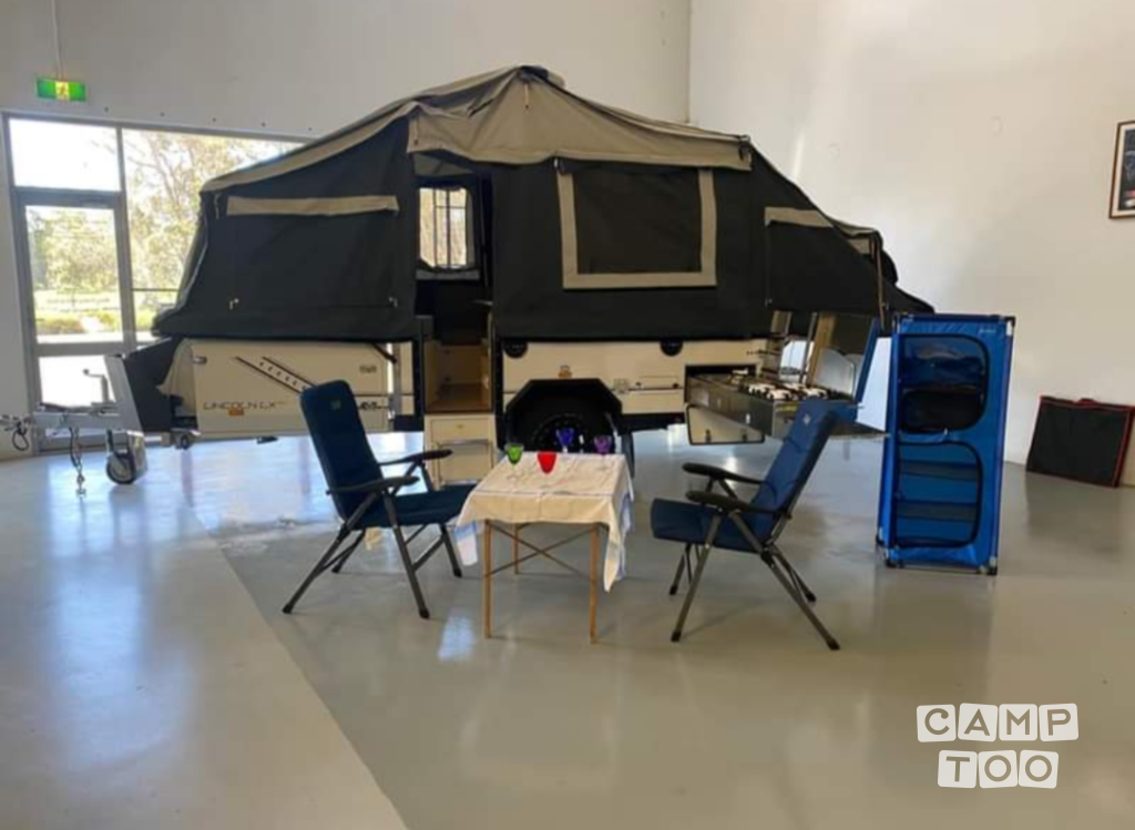 Ezytrail Camper Trailer caravan from 2019: photo 1/6