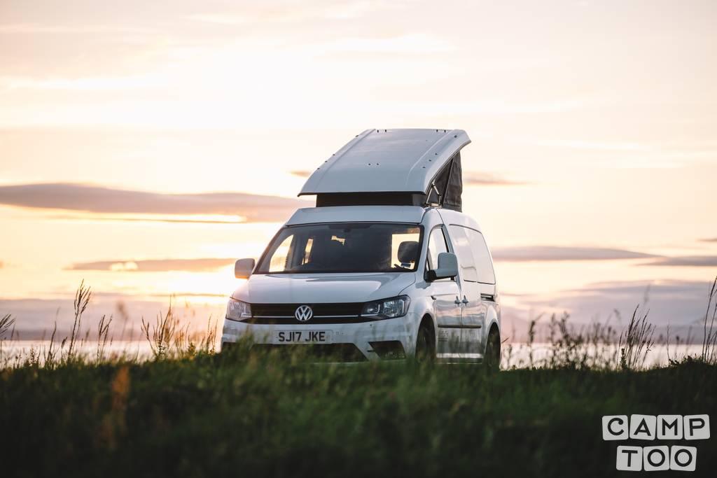 Volkswagen camper från 2017: foto 1/10