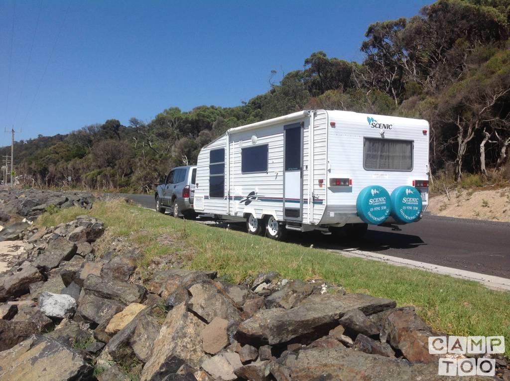 Scenic caravan from 2003: photo 1/11