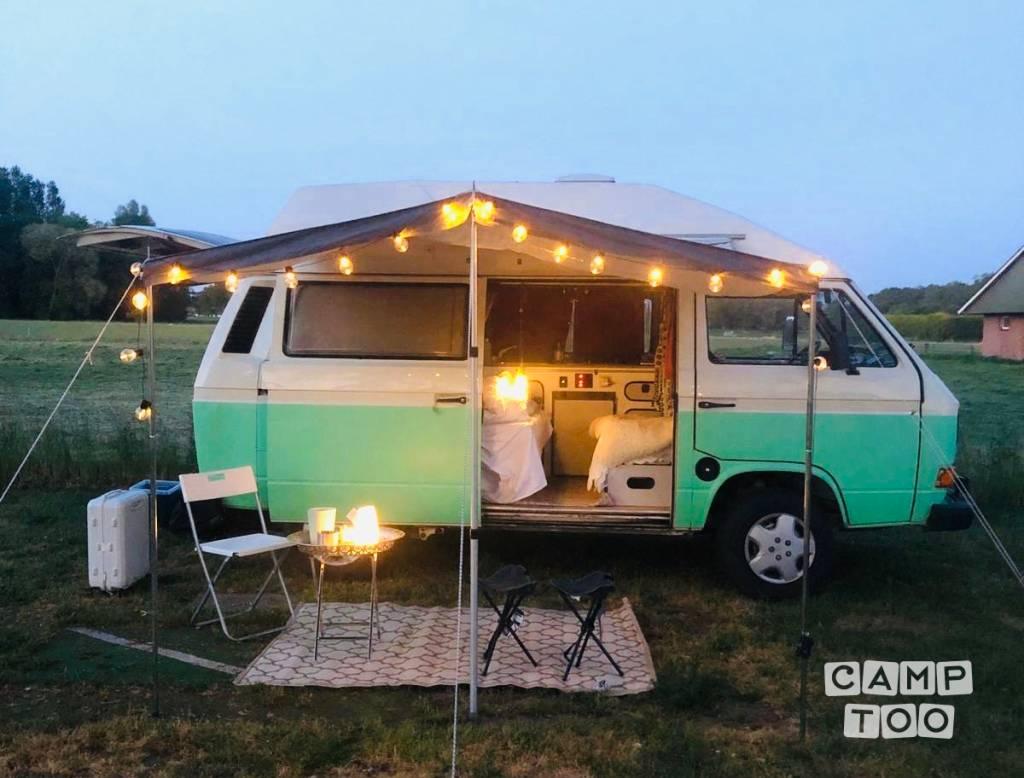 Volkswagen camper from 1990: photo 1/6