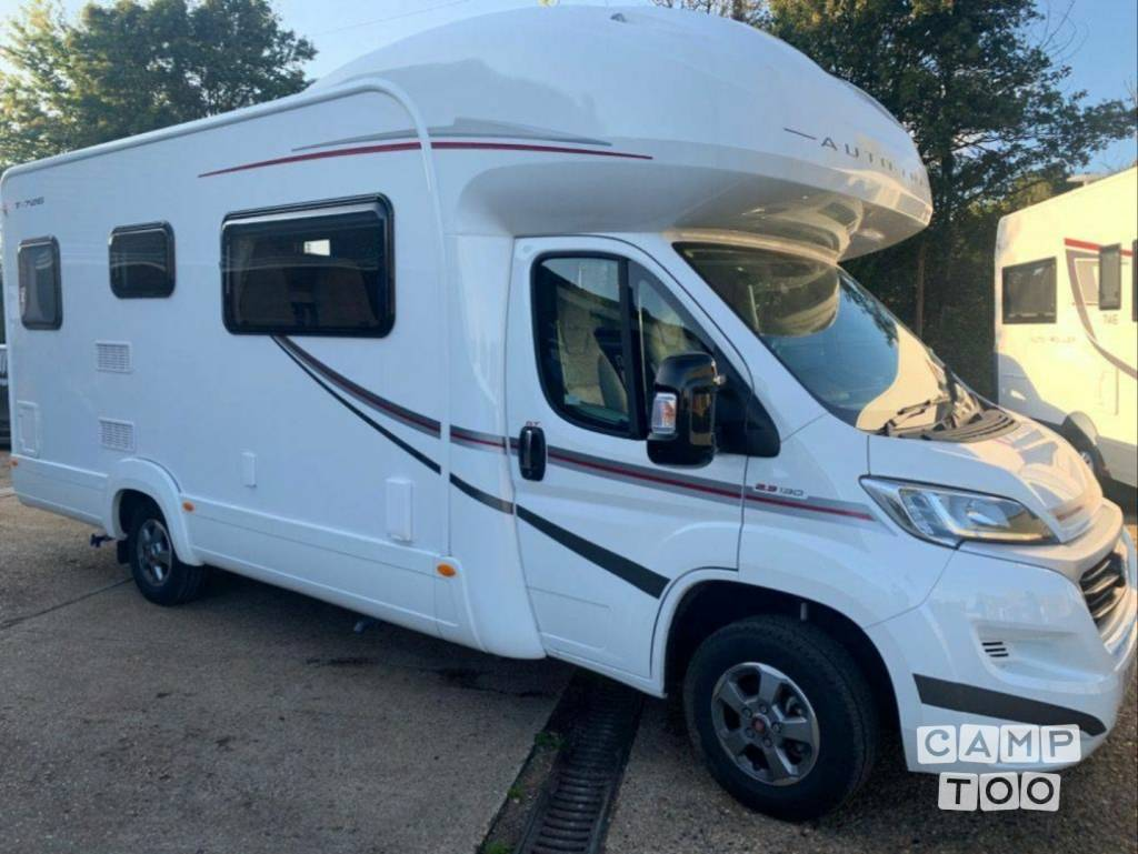 Auto Trail Motorhomes camper from 2019: photo 1/9