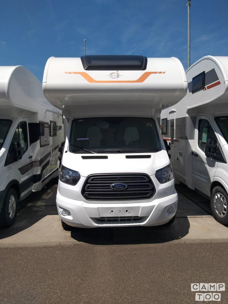 Caravans International camper from 2019: photo 1/14