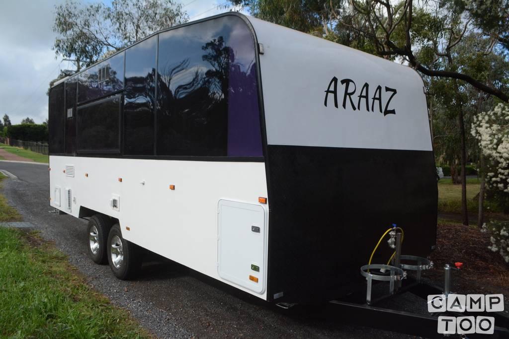 Cavalier caravan uit 2018: foto 1/20