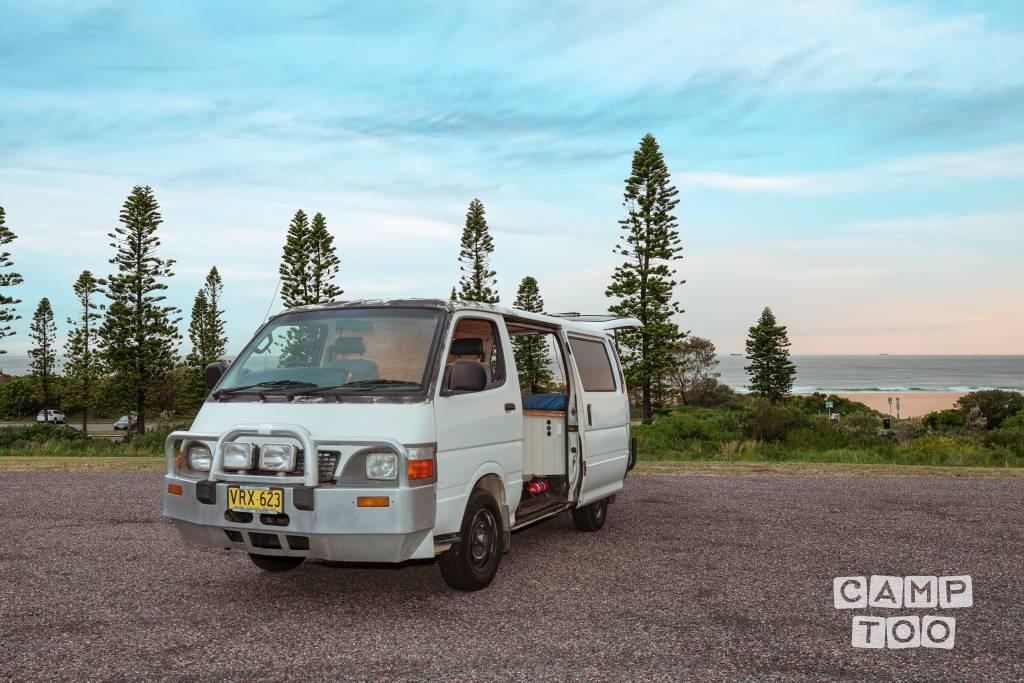 Toyota camper uit 1999: foto 1/5