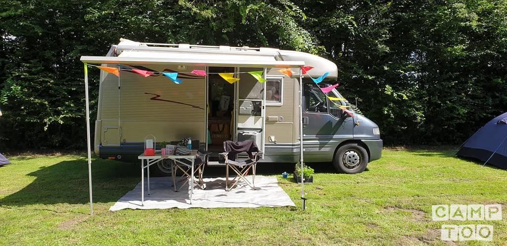 Fiat camper uit 1998: foto 1/13