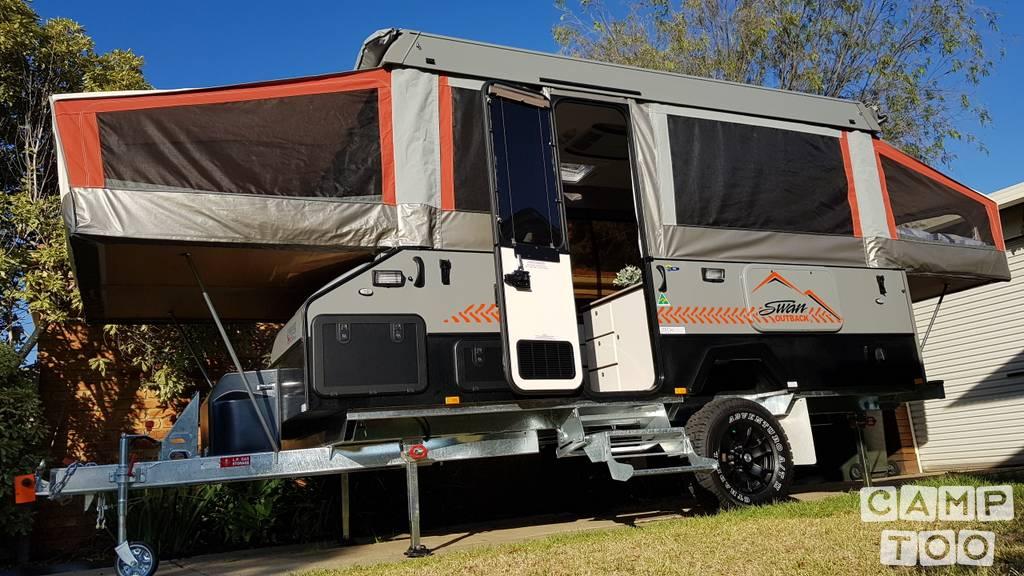 Jayco caravan from 2019: photo 1/18