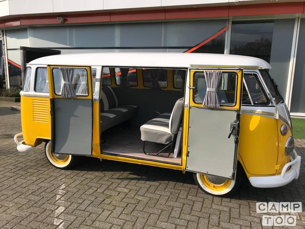 Volkswagen camper uit 1973: foto 1/10