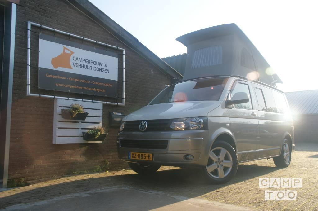 Volkswagen camper from 2010: photo 1/19