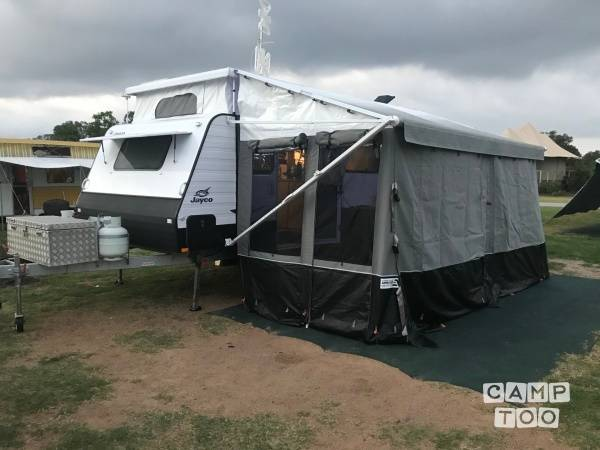 Jayco caravan from 2016: photo 1/8