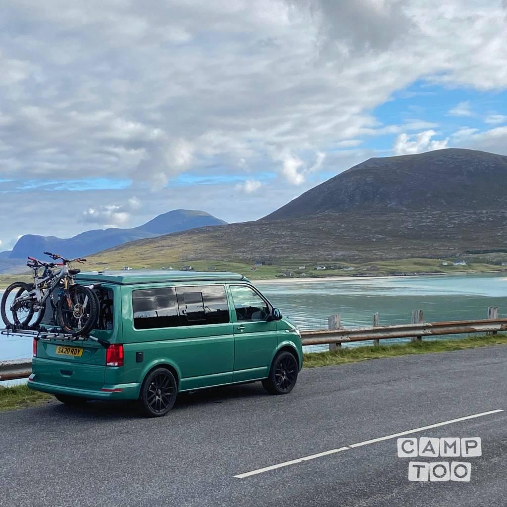 Volkswagen camper from 2020: photo 1/7