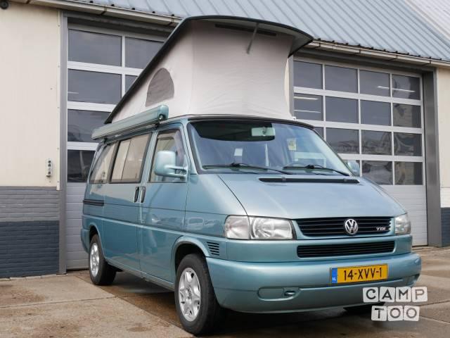 Volkswagen camper uit 2003: foto 1/10