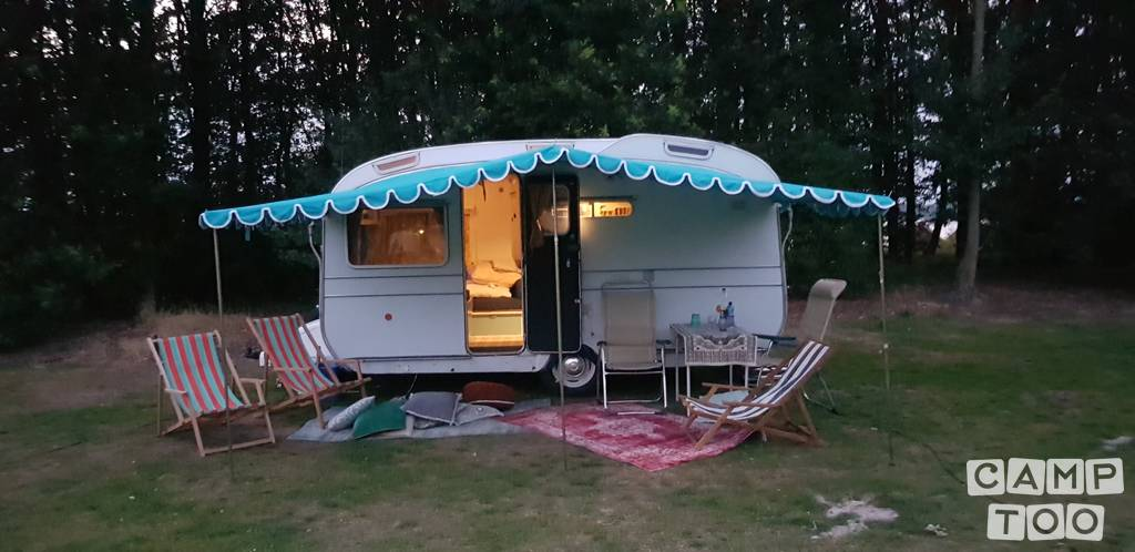 Sterling caravan from 1970: photo 1/13