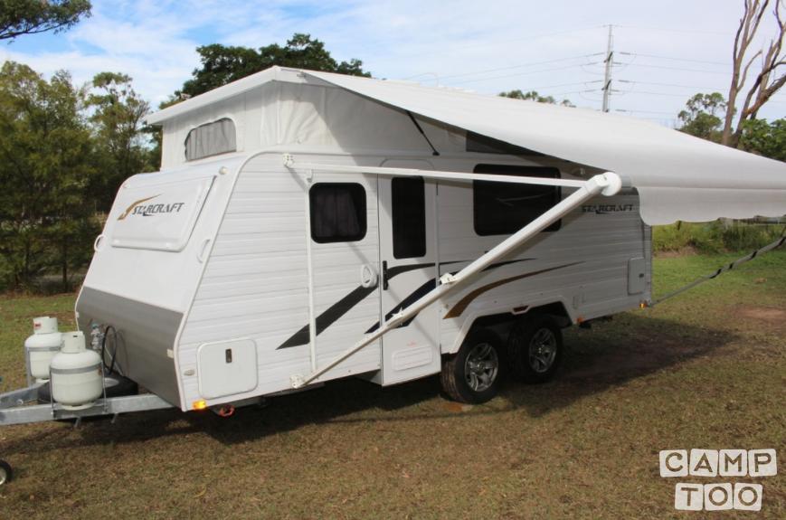 Jayco caravan from 2014: photo 1/15