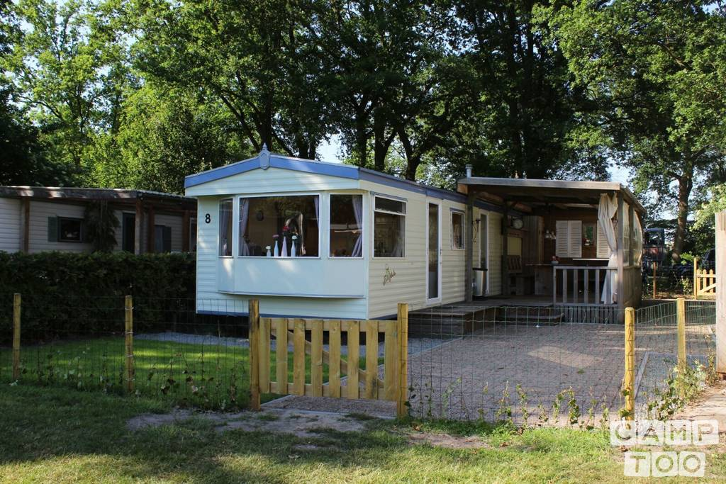 Evernew caravan uit 2008: foto 1/19