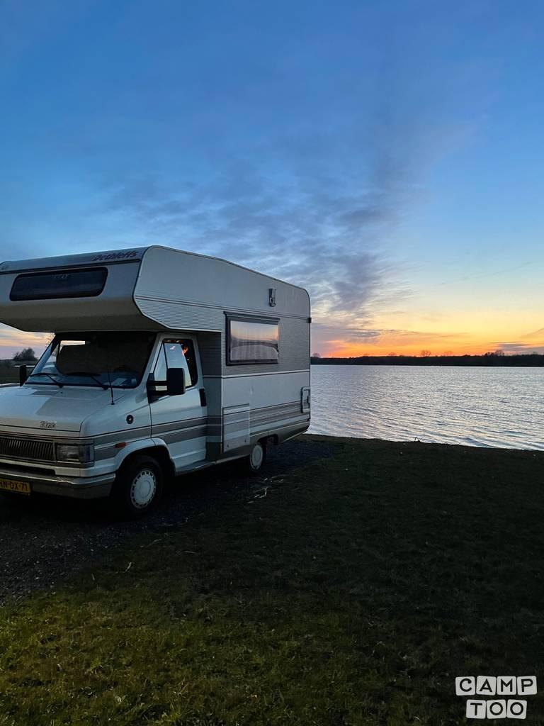 Fiat camper uit 1994