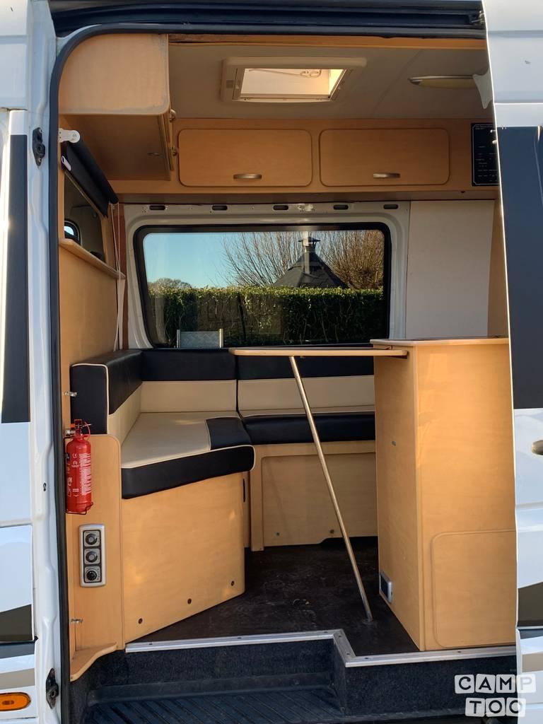 Mercedes-Benz camper od 2008: zdjęcie 1/9