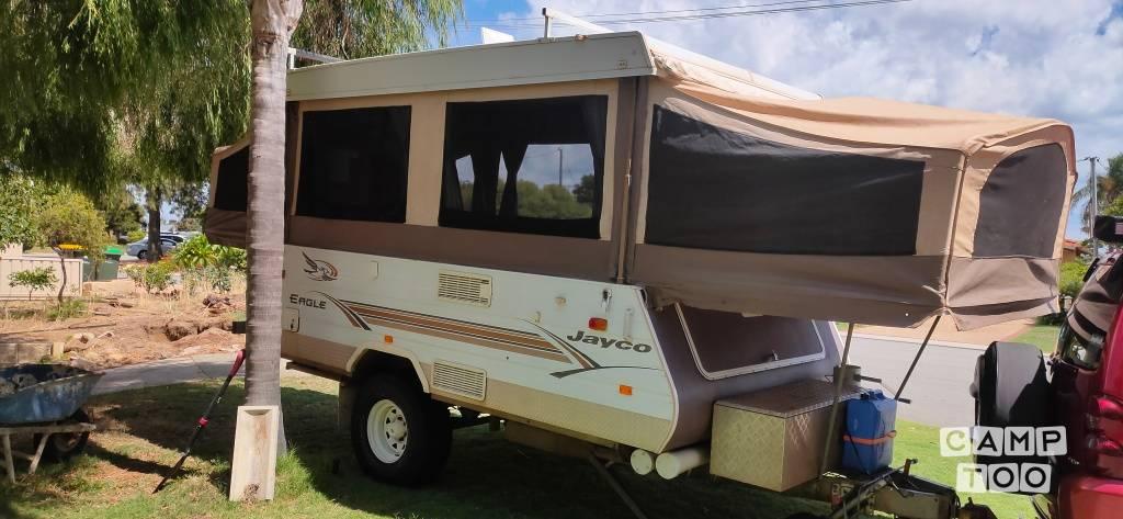 Jayco caravan from 2005: photo 1/10