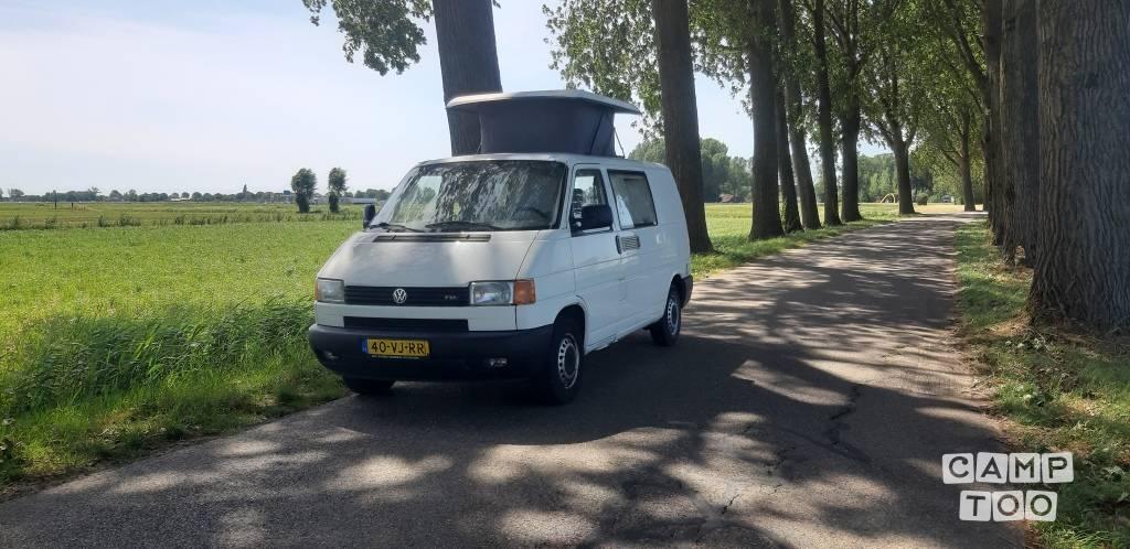 Volkswagen camper from 1999: photo 1/12