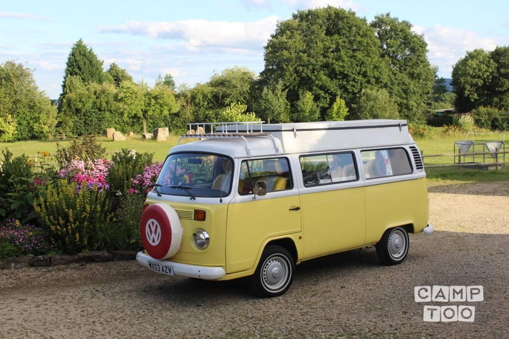 Volkswagen camper uit 2003: foto 1/41