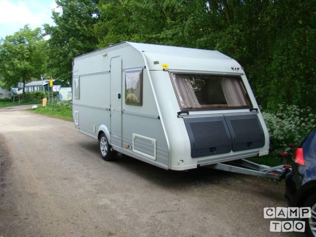 Kip Caravans caravan from 2000: kuva 1/22