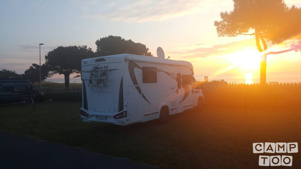 Chausson camper from 2019: kuva 1/13
