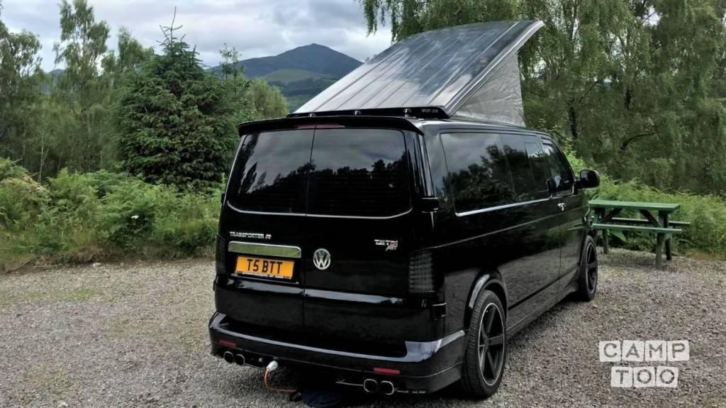 Volkswagen camper from 2007: photo 1/25