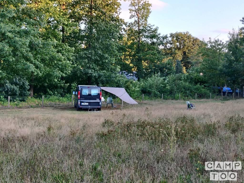 Hobby camper uit 2011: foto 1/10