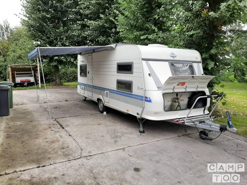 Hobby caravan uit 2003: foto 1/7
