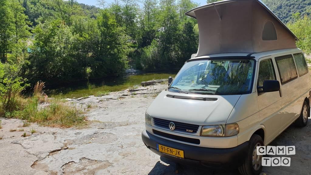 Volkswagen camper from 1997: photo 1/6