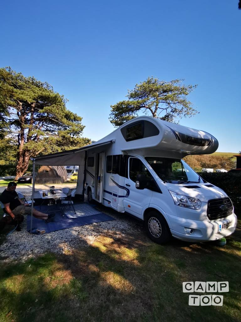 Chausson camper from 2015: photo 1/19