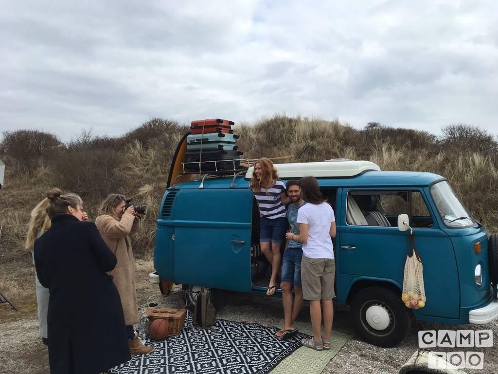 Volkswagen camper from 1978: photo 1/10
