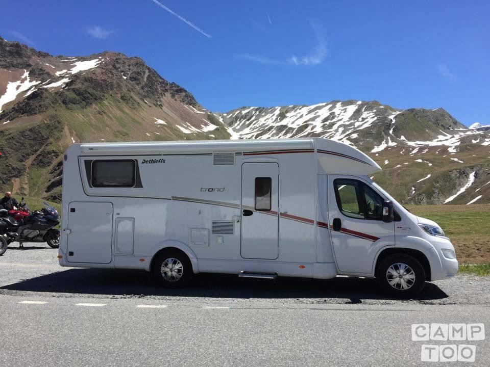 Fiat camper uit 2017: foto 1/12