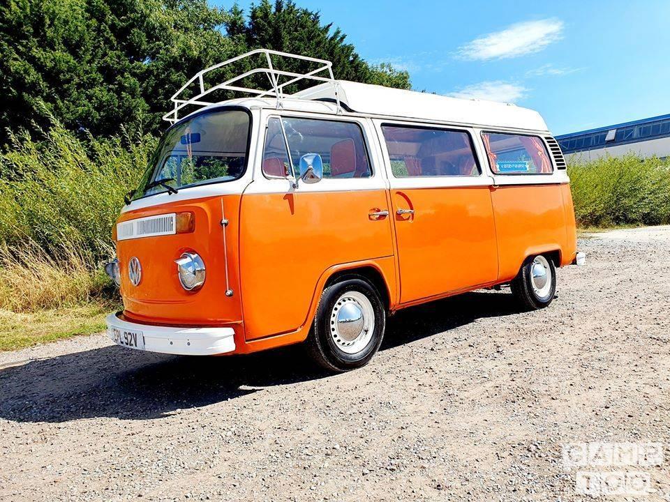 Volkswagen camper from 1979: photo 1/24