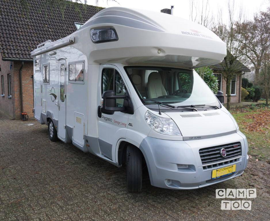 Trigano camper from 2008: photo 1/51
