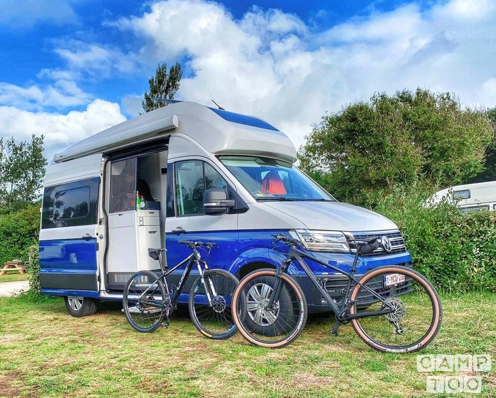 Volkswagen camper from 2020: photo 1/32