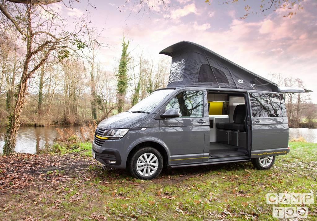 Volkswagen camper from 2020: kuva 1/16