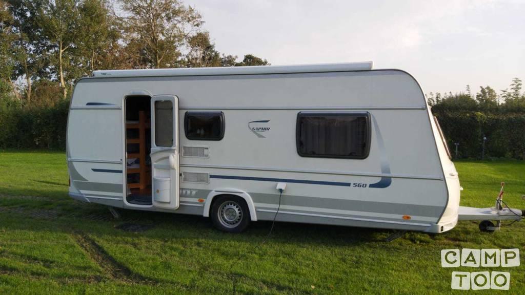 Fendt caravan from 2010: photo 1/10