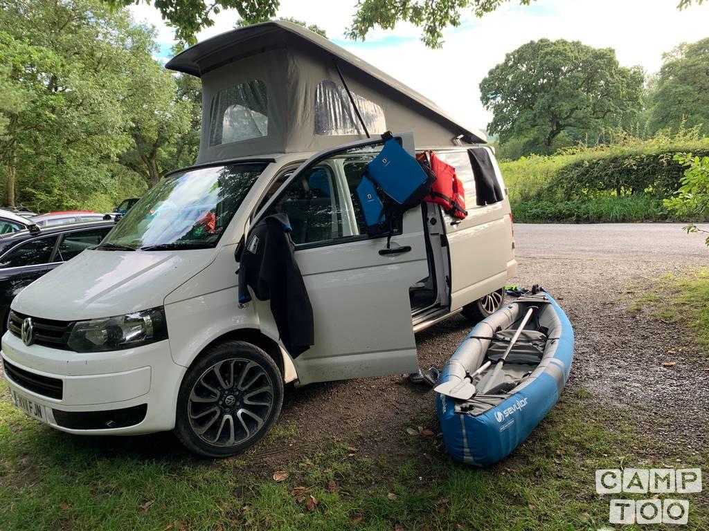 Volkswagen camper from 2011: kuva 1/24