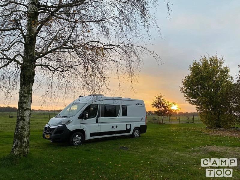 Pössl camper from 2019: photo 1/17