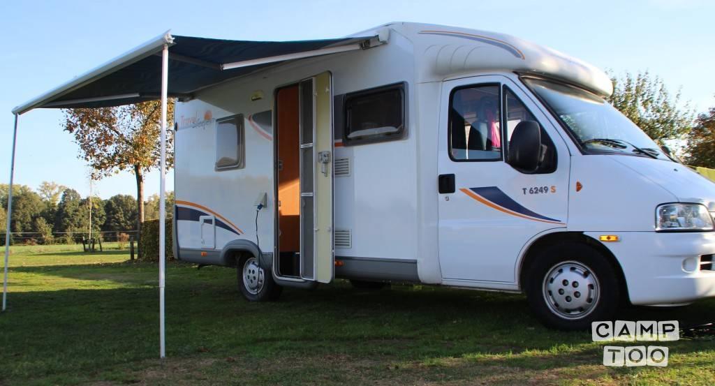 Dethleffs camper uit 2005: foto 1/16