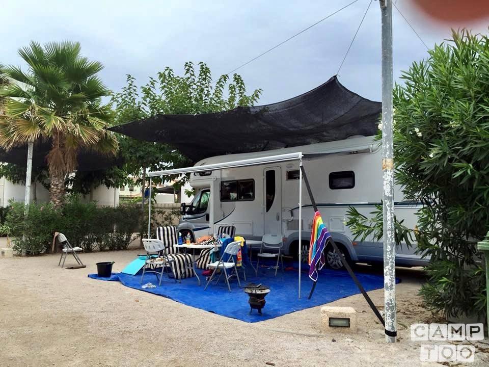 Fiat camper uit 2011: foto 1/39