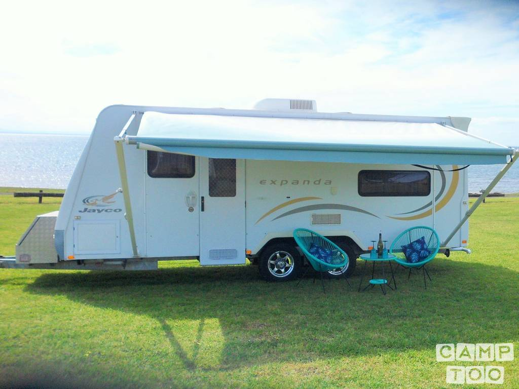 Jayco caravan uit 2009: foto 1/15