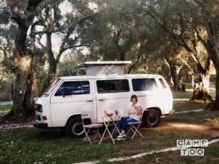 Volkswagen camper uit 1990: foto 1/13